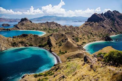Jarang Terjamah, Menjadikan Pulau Padar Terkesan Sangat Eksotis, Pulau Padar,Pulau Komodo,Taman Nasional Komodo.