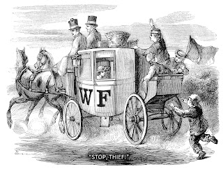 The Identity Theft Stagecoach