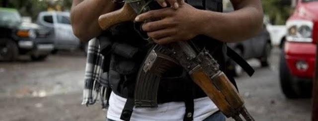 """El """"Capache"""" fue Sicario de elite del CJNG, lo entrenaron Fuerzas Especiales y ahora se dedica a cazar a sus Ex-Patrones"""