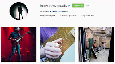 instagram/jamesbaymusic