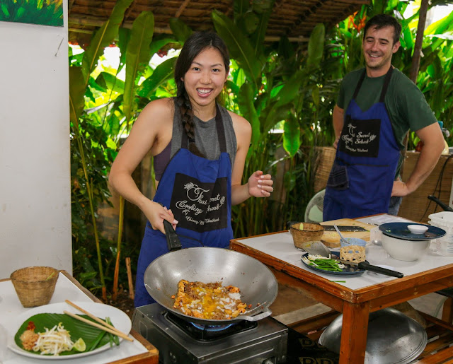 Thai Secret Cooking Class. August 30-2019