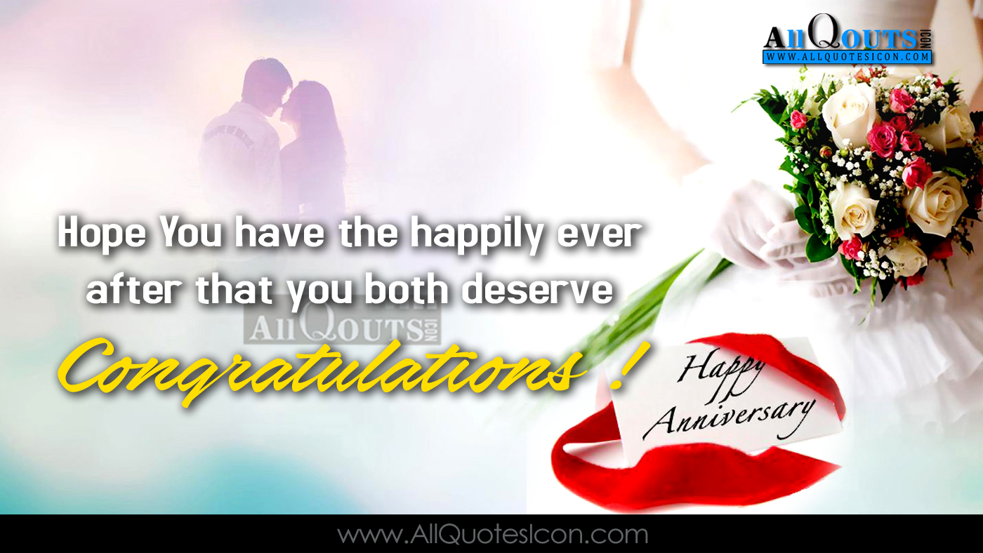 Happy wedding anniversary quotes and sayings greetings