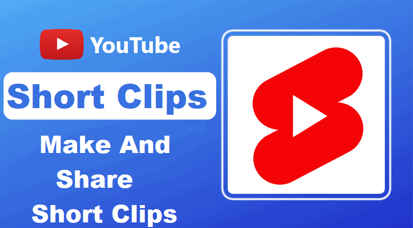 How to Share YouTube Short Video Clips