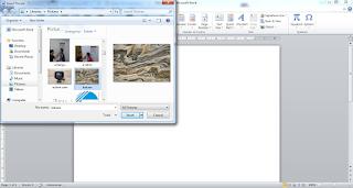 cara menambahkan gambar ke microsoft word
