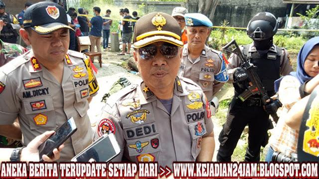 Polisi Buru Guru Ngaji Pelaku Bom Bunuh Diri Di Medan