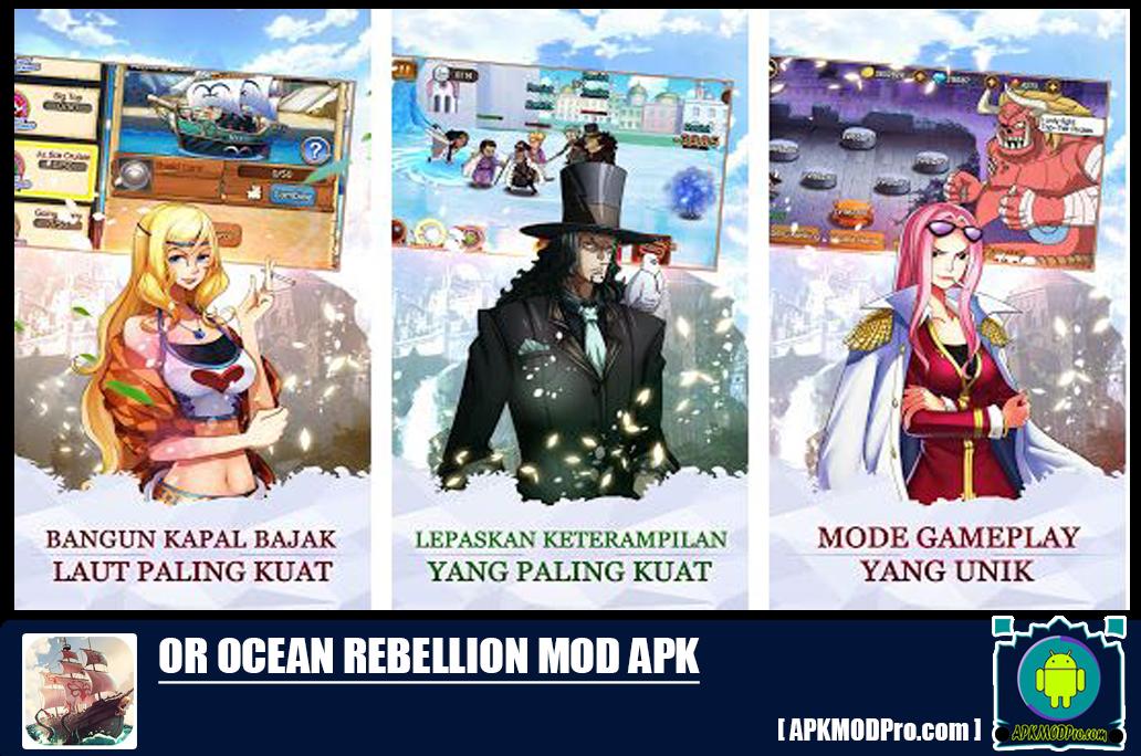 Download Or Cean Rebellion Mod Apk