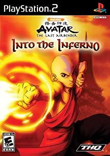 Avatar The Last Airbender Into The Inferno Download Game Ps3 Ps4