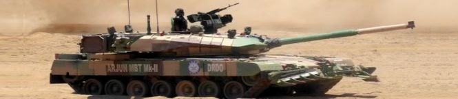 Acquisition of Indigenous 118 Arjun Main Battle Tanks Approved By Defence Acquisition Council