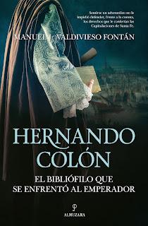 Hernando Colón. El bibliófilo que se enfrentó al emperador - Almuzara