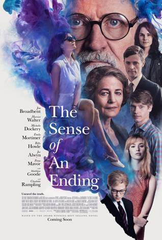 The Sense of an Ending (2017) ταινιες online seires oipeirates greek subs