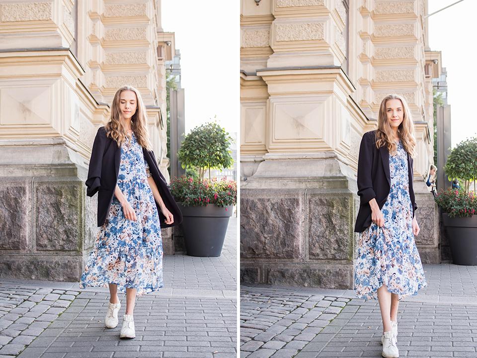 What to wear in autumn - Miten pukeutua alkusyksyllä