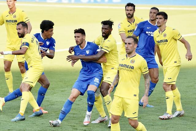 Villarreal Sevilla FC