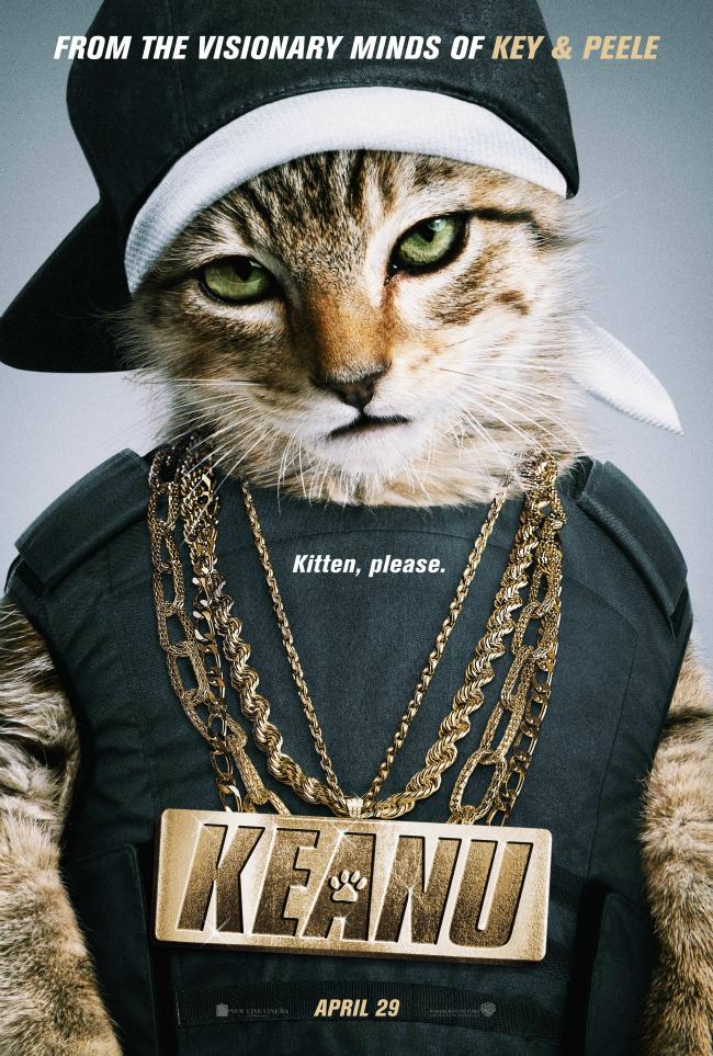 Keanu (BRRip 1080p Ingles Subtitulada) (2016)
