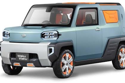 Daihatsu's four Tokyo Engine Show ideas bring the Waku