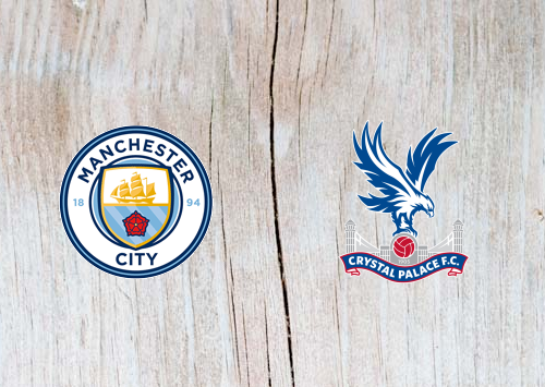 Manchester City vs Crystal Palace Full Match & Highlights 22 December 2018