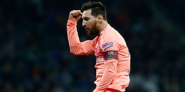 Sanjungan Setinggi Langit Sergio Busquets Untuk Lionel Messi