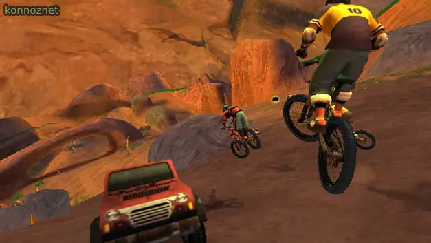 تحميل لعبة Downhill Domination مجانا