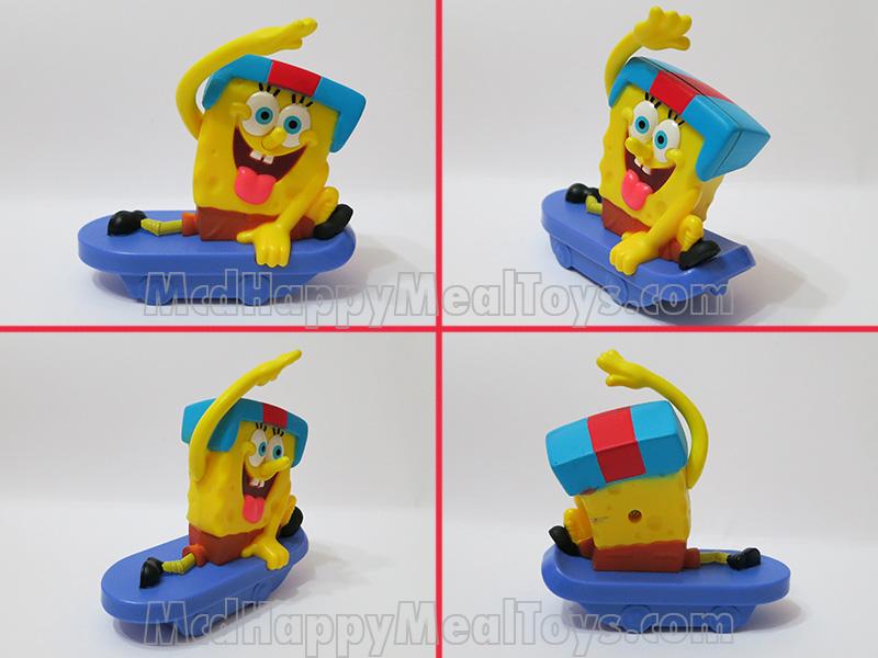 Spongebob Squarepants Toys Happy Meal Toys