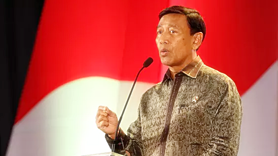 Wiranto Sudah Lama Kenal Rizieq Shihab dan Berjuang Sebelum Bergulir Reformasi