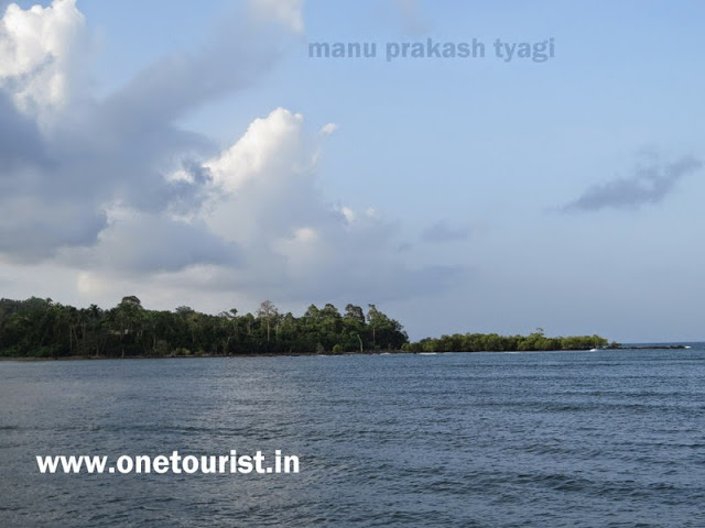 port blair to chidiya tapu ,andaman