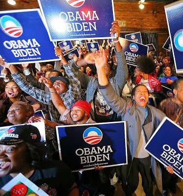 Para Obama os resultados eleitorais não são lisonjeiros