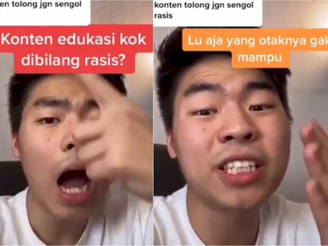 "Dikecam Netizen karena Tuduh Masjid Putar Lagu Tik Tok, Kenneth William Bilang ""Bacot Lu!"""