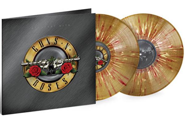 """Guns N' Roses anuncia la versión en vinilo de su """"Greatest Hits"""""""
