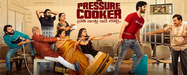 Pressure Cooker Movie Review
