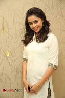 Actress Sri Divya Pictures at Rayudu Movie Success Meet  0060.JPG