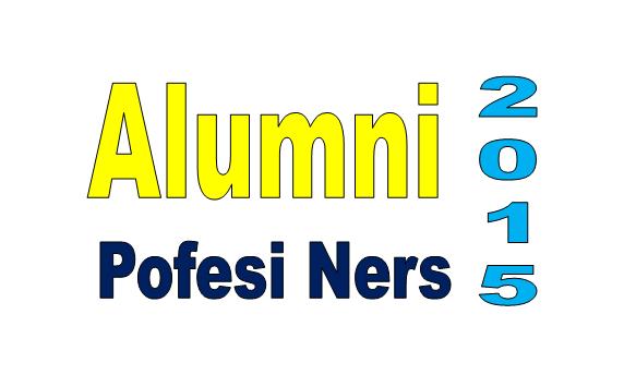 Daftar Alumni Profesi Ners Angkatan ke 1 Wisuda Tahun 2015