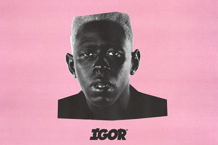 "Tyler The Creator ""IGOR"" Gets The #1 Spot Over DJ Khaled"