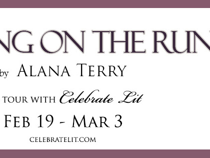 Blessing on the Run Book Tour: Review + Giveaway