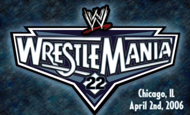 WWE - WrestleMania 22