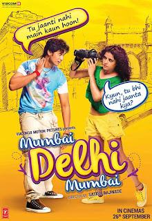 Mumbai Delhi Mumbai 2014 Hindi Movie HDRip | 720p | 480p