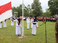Pjs Bupati Sulpakar Pimpin Upacara Peringatan Hari Santri Nasional Tahun 2020