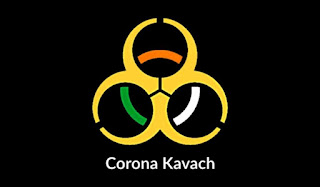 Corona Kavach app - Helps to all people of India