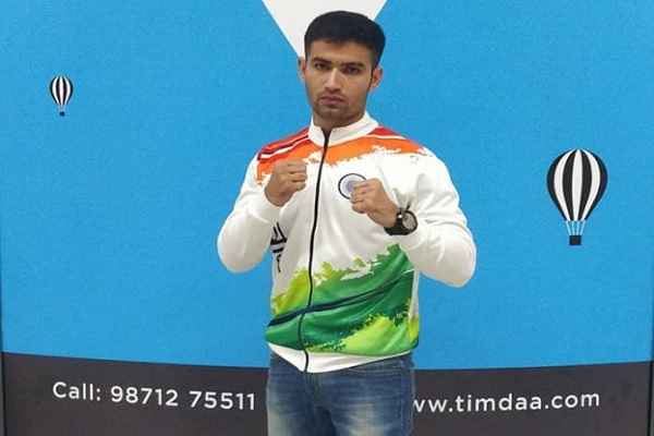 worrier-boxing-club-boxer-ashish-sethi-defeat-pakistan-chinese-boxer