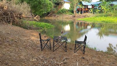 Angel Urlaub in Thailand
