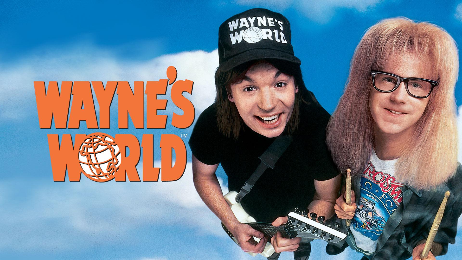 Rodaje y curiosidades de El mundo de Wayne