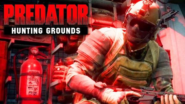 الكشف لأول مرّة عن لعبة Predator Hunting Grounds الحصرية على جهاز PS4 و عرض لطريقة اللعب من هنا