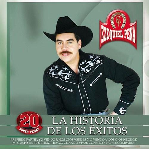 Artist  Ezequiel Peña Álbum  La Historia De Los Éxitos Tracks  20.  Playtime  01 00 46. Size  56 67e57909676