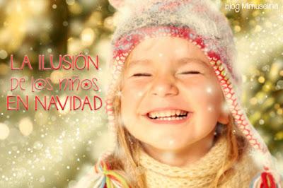 blog mimuselina niños navidad ilusión