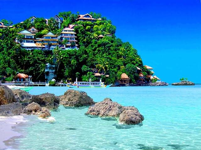 Đi trốn nóng cũng không dễ dàng ở Boracay?