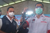 Forum RT-RW Kelurahan Tugu Selatan Gelar Vaksinasi Bersama Ormas Se-Jakarta Utara