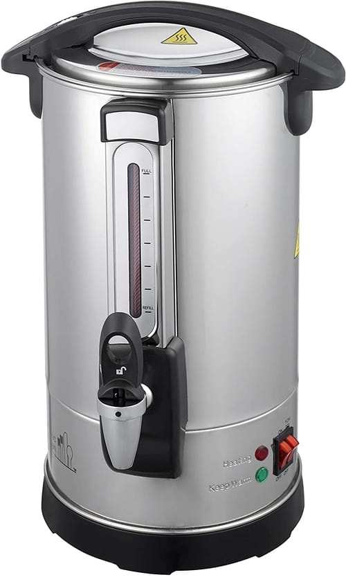 Classic Kitchen 40 Cup Capacity Hot Water Boiler Urn
