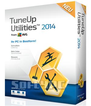 TuneUp Utilities 2014 14.0.1000.353 + Crack