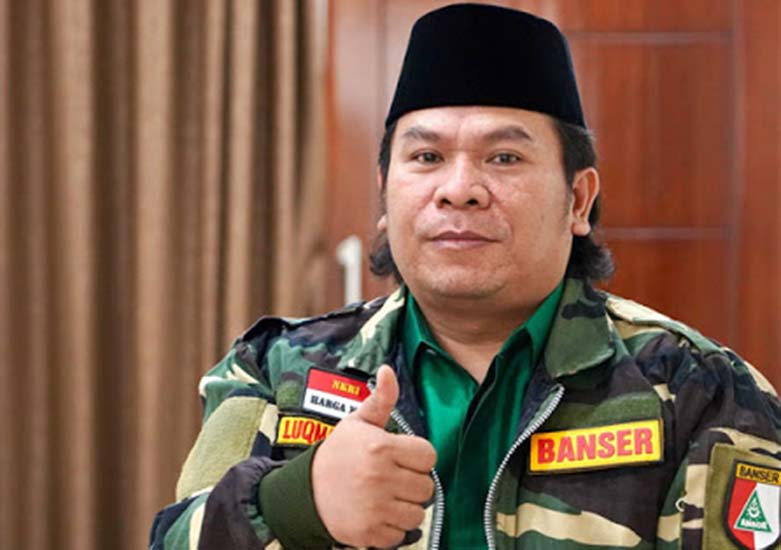 Luqman Hakim GP Ansor