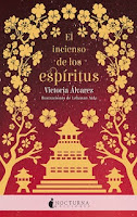 El incienso de los espíritus 3, Victoria Álvarez