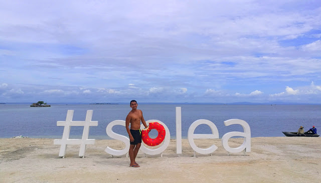 FaceCebu Blogger, Mark Monta in Solea Mactan Cebu Resort