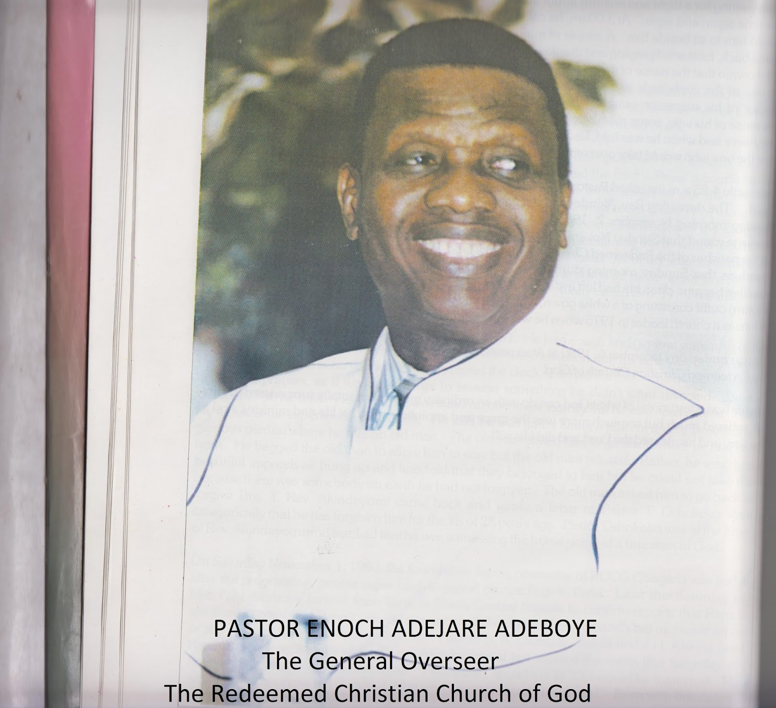 Life Changing Stories Told By Pastor E A  Adeboye